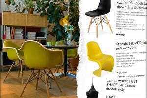 Projekt architekta zakłada meble za 100 tys. zł. Klienci chcą, żeby było ładnie, kupują podróbki