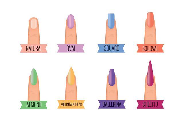 Jaki kształt paznokci wybrać? Każdy będzie się czymś wyróżniał