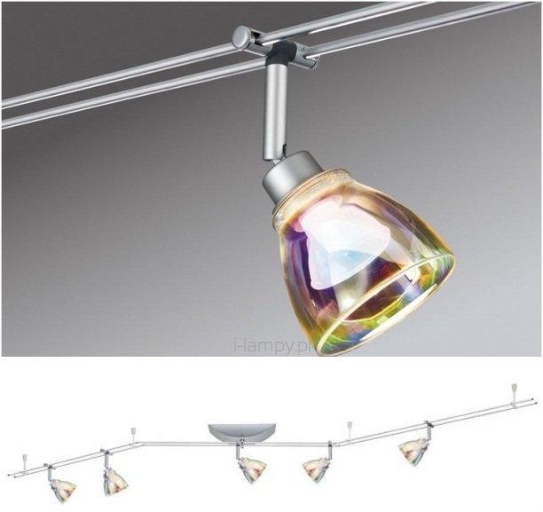 Modne oświetlenie: lampki na linkach