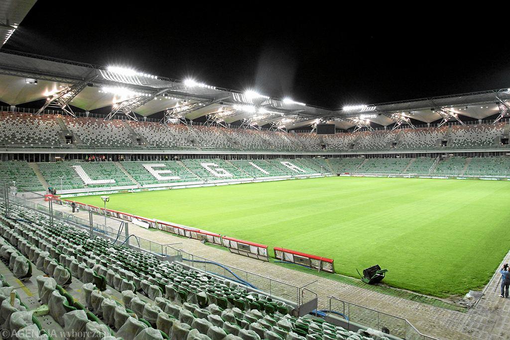 Legia Warszawa. Kto nazwie stadion? 'Sponsor do końca roku'
