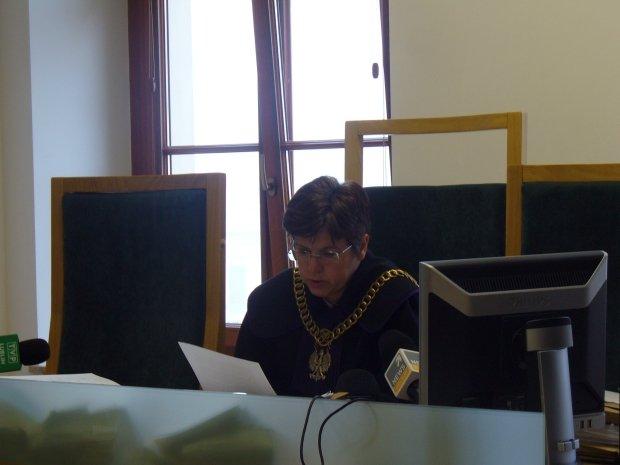 Sędzia Marcelina Kasprowicz