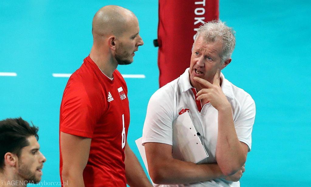 Bartosz Kurek i Vital Heynen