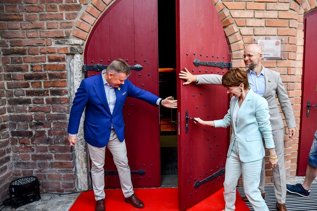 Otwarcie Muzeum Bursztynu w nowej lokalizacji