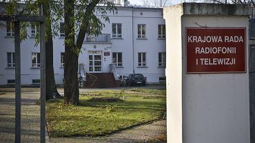 Siedziba Krajowej Rady Radiofonii i Telewizji