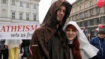 Marsz Ateistów 2018 w Warszawie