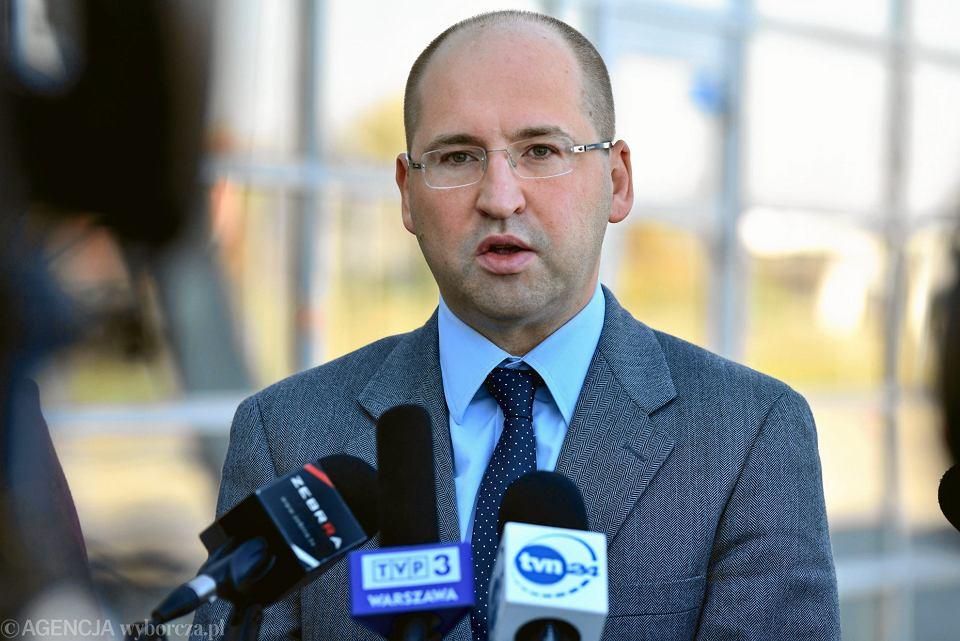Wybory do europarlamentu 2019. Wicemarszałek senatu Adam Bielan jedynką na liście PiS w okręgu mazowieckim