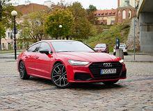 Opinie Moto.pl: Audi A7 45 TFSI quattro. Prestiż z gwiazdką