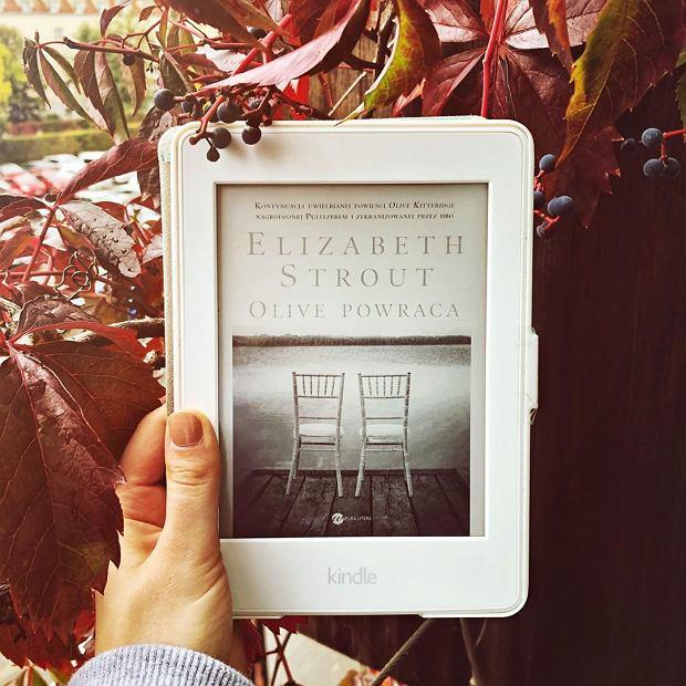 Książka 'Olive powraca' w formie e-booka