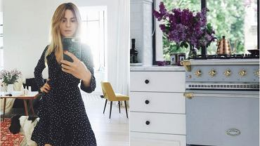 Kasia Tusk pokazuje na Instagramie mnóstwo zdjęć ze swojego mieszkania. Jest jak z żurnala: eleganckie, wysmakowane i dopracowane w każdym detalu. Największe jednak wrażenie robi kuchenka. Jest piękna, ale też i kosztuje majątek. W tej cenie można urządzić całą kuchnię!