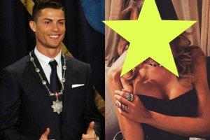 Cristiano Ronaldo i Alessia Tedeschi