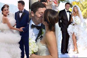 Gwiazdy nie oszczędzają na organizacji swoich uroczystości. O ślubie blogerki pochodzącej z Hong Kongu media piszą, że przyćmiła nawet wystawną ceremonię księżnej Kate i księcia Williama! Jak się okazuje, celebryci z naszego rodzimego podwórka także nie pozostają daleko w tyle. Kto miał najbardziej spektakularne przyjęcie? Zobaczcie naszą galerię i oceńcie sami.