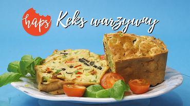 keks warzywny