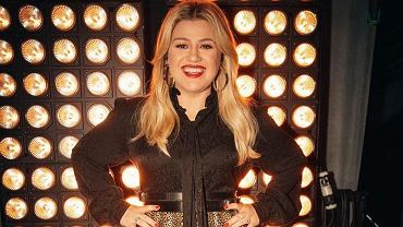 Kelly Clarkson schudła