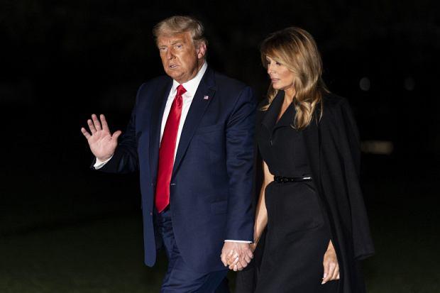 Melania Trump i Donald Trump