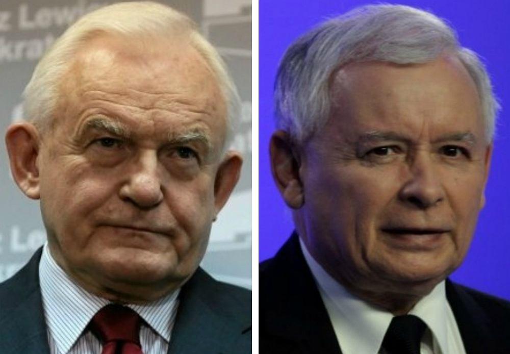 Leszek Miller, Jarosław Kaczyński