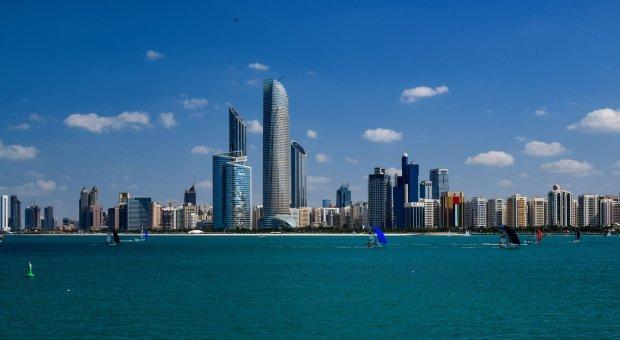 Panorama Abu Zabi, Zjednoczone Emiraty Arabskie