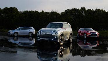 Trzy nowości Mitsubishi w 2014 roku