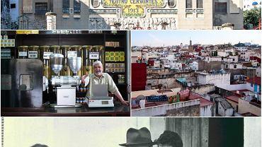 Tanger Burroughsa i Kerouaca, Tanger dziś/ Fot. Kolaż Gazeta.pl