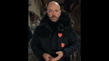 Prezydent Gdańska dźgnięty nożem na scenie podczas finału WOŚP. Jacek Sutryk: 'To akt najwyższego potępienia'