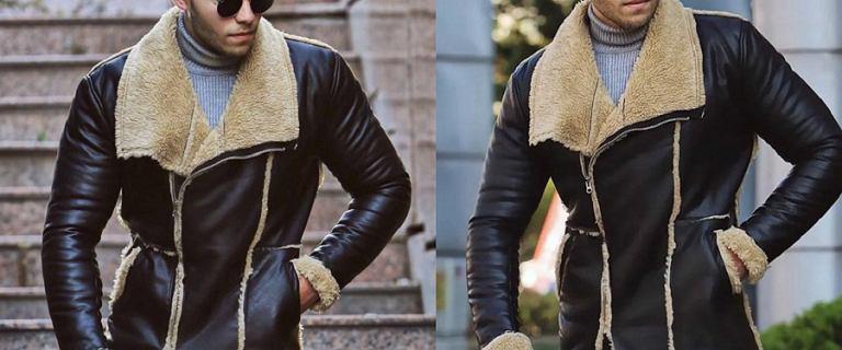 Kurtki męskie zimowe - modne propozycje, również z wyprzedaży!