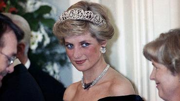 Księżna Diana, 2 grudnia 1987