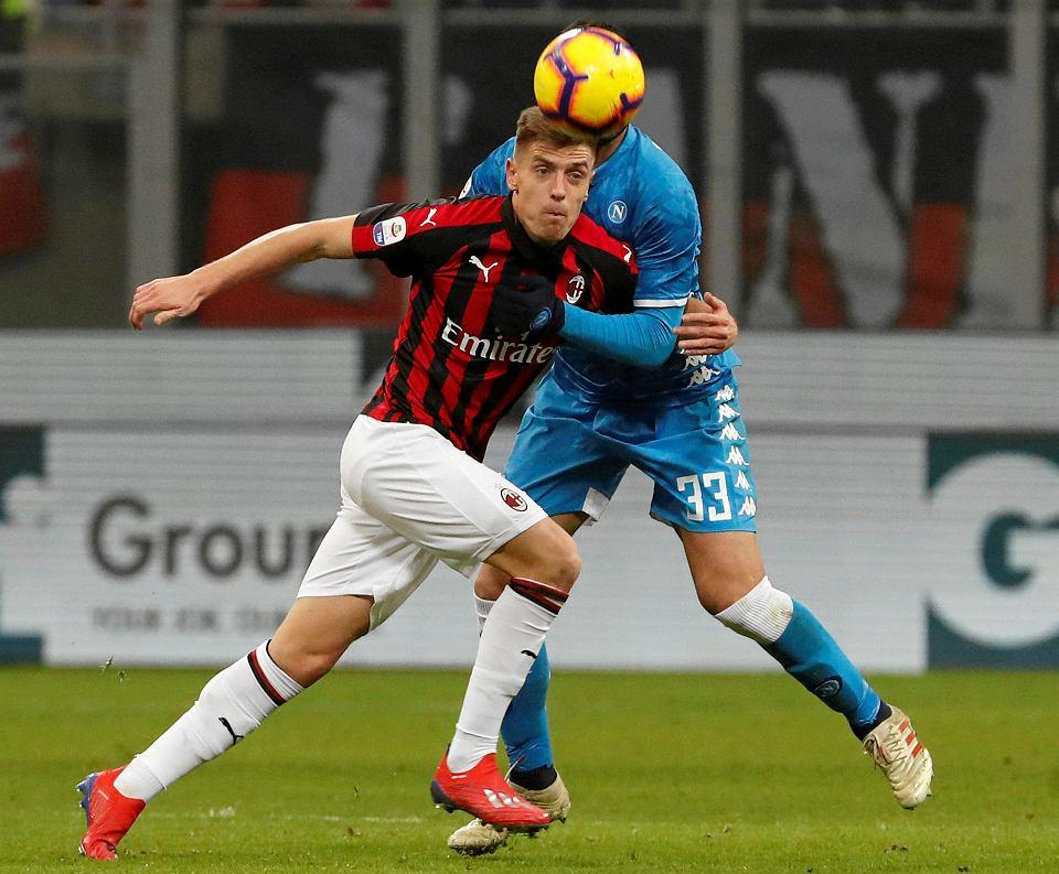 2eea874fd Krzysztof Piątek zadebiutował w AC Milan. Dobra zmiana Polaka