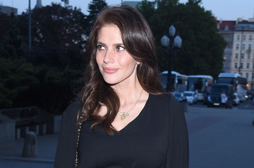 Weronika Rosati w ciąży