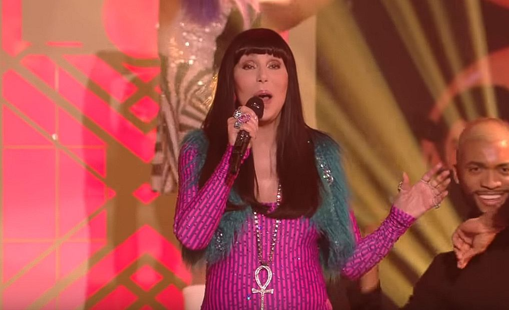 Cher Performance - Dancing with the Stars