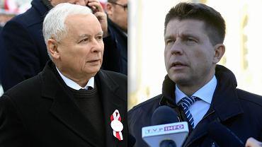 Jarosław Kaczyński, Ryszard Petru