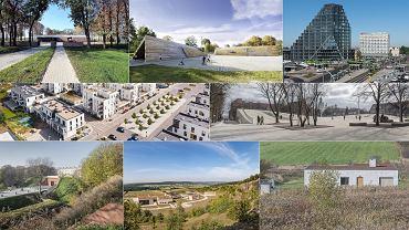 Zwycięzcy konkursu ''Życie w Architekturze'' w 2020 r.