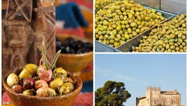 Smaki Hiszpanii: oliwki i oliwa z oliwek w Andaluzji / fot. Shutterstock