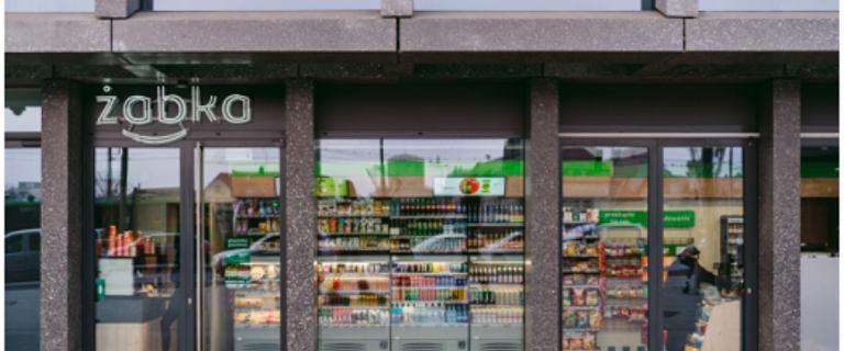 Żabka otworzyła w Poznaniu swój najmniejszy sklep w Polsce