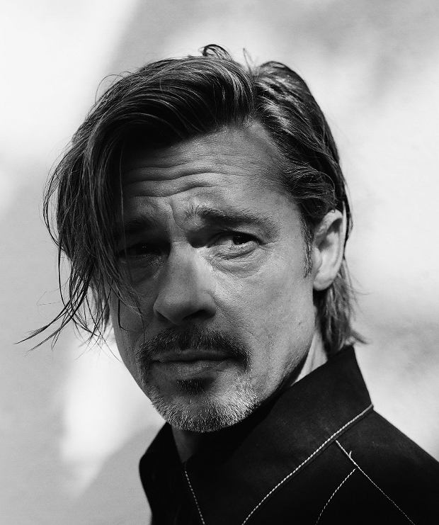 Brad Pitt w New York Times