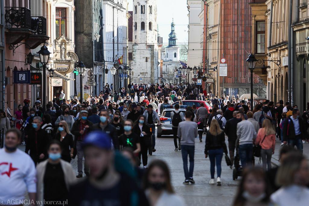Spis powszechny 2021 (tłum - zdjęcie ilustracyjne)