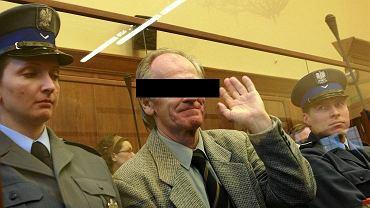 Ryszard F. skazany