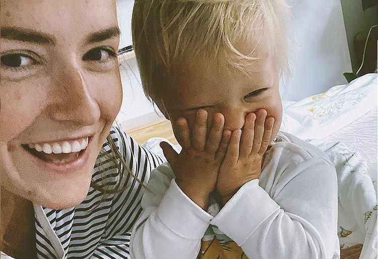 Olga Frycz zdradziła swój patent na uśpienie dziecka