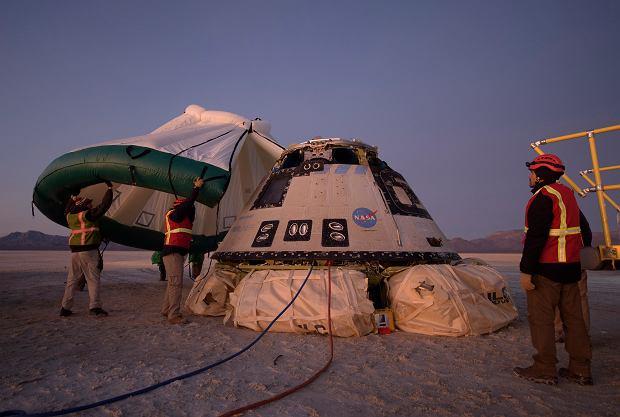 Boeing-Crew Capsule