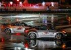 Najdłuższy drift w tandemie   Nissan pobił rekord Guinnessa