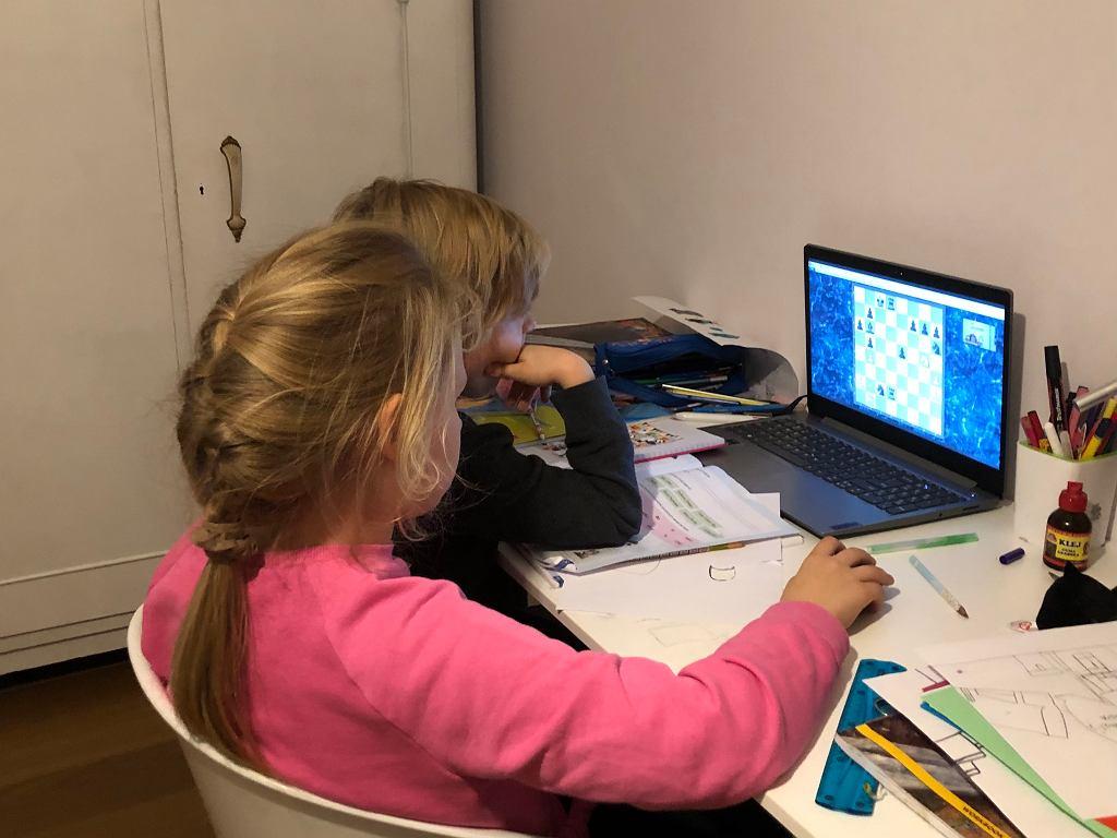 Słabe połączenie z internetem wyklucza uczniów z edukacji