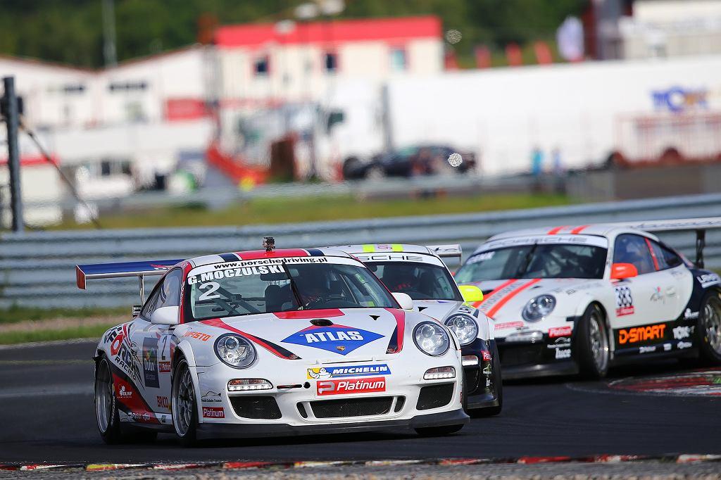 Porsche GT3 CCCE Most