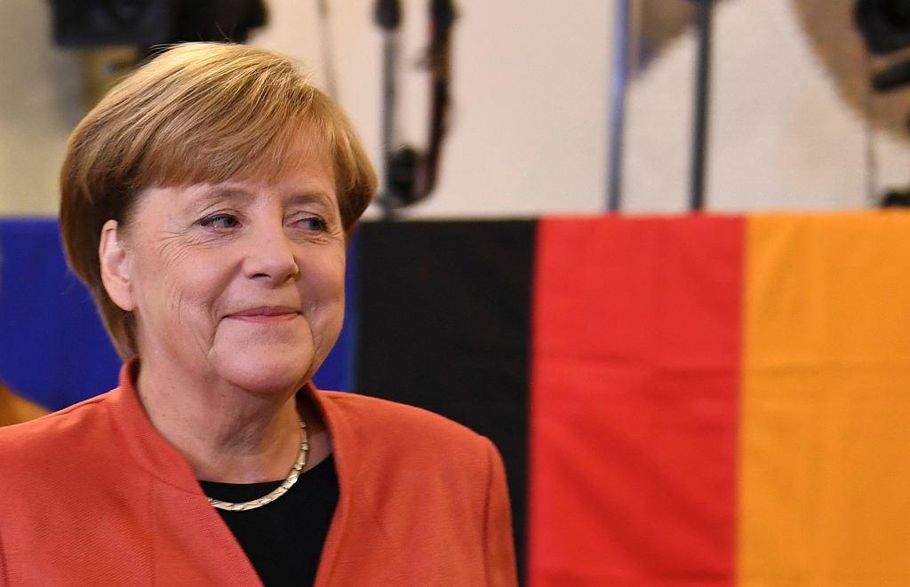 Angela Merkel. Wybory w Niemczech 201