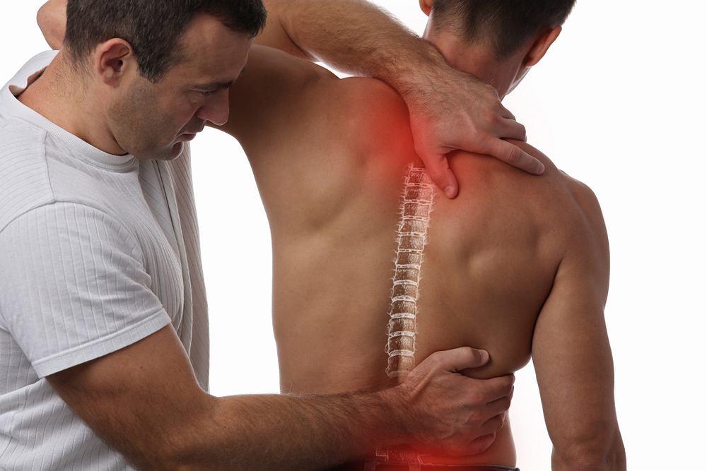 Chiropraktyka to metoda niwelowania bólu kręgosłupa