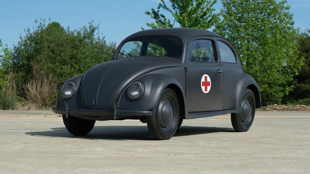 KdF Type 60 Beetle