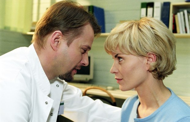 Małgorzata Foremniak i Artur Żmijewski