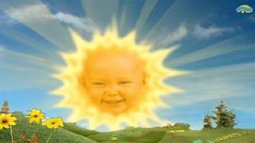 Jessica Smith jako słoneczko