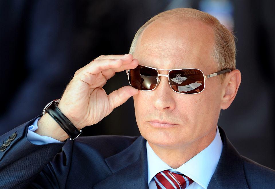 Car Rosji Władimir Putin