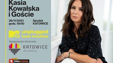 Kasia Kowalska z gośćmi - koncert 'MTV unplugged' w katowickim Spodku