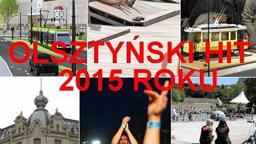 Olsztyński hit roku 2015