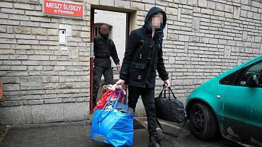Adam Z. opuszcza areszt w Poznaniu