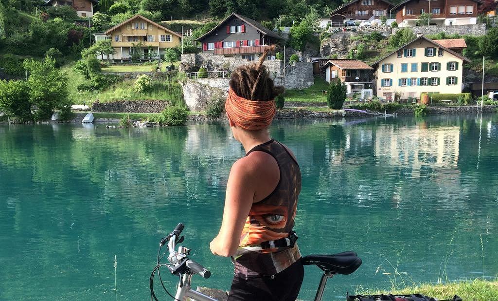 W ciągu czterech dni na rowerze nie sposób odkryć prawdy o żadnym z krajów, a tym bardziej tak górzystym jak Szwajcaria